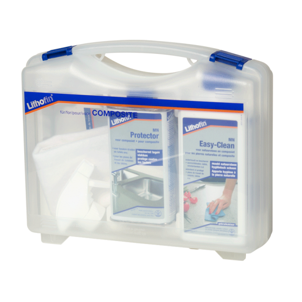 Lithofin CARE KIT Composiet – Composite