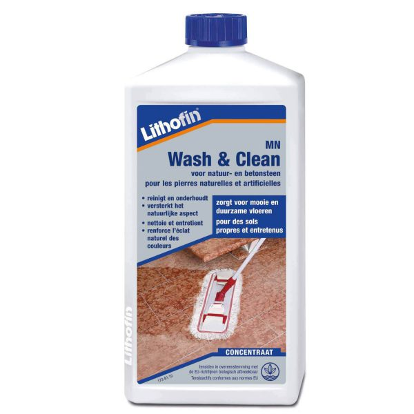 Lithofin MN Wash & Clean 1 liter